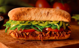 Sándwich Gran Mechada Chacarero