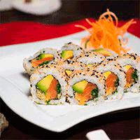 Sushi Fefa Roll
