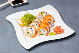 Sushi Eskimo Roll