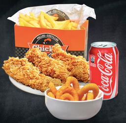 Rappi Lunch Nuggets/filetitos de pollo crunch