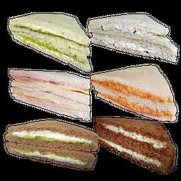 Sandwich DOBLE Miga Variedades