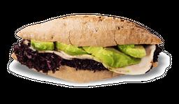 Sandwich Toscano Integral Jamon de Pavo