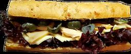 Sandwich Onion Baguette