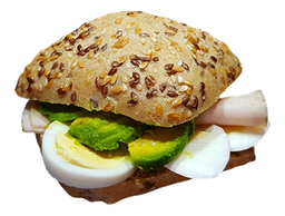 Multigrano Huevo Palta