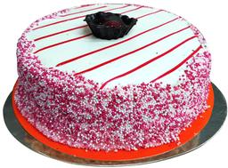 Torta Frambuesa Crema