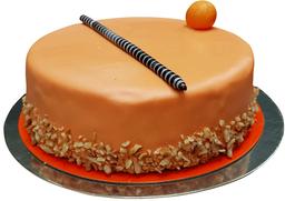 Torta Naranja Maní (12personas)