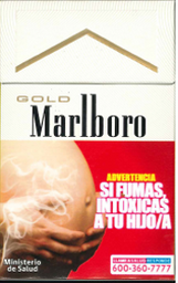 Cigarros Marlboro Gold 20 unid