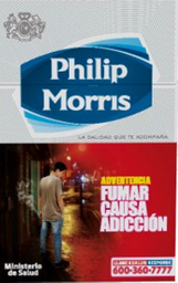 Cigarros Philip Morris Azul 20Un