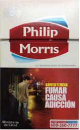 Cigarros Philip Morris Rojo 20Un