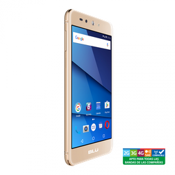 Blu Grand Xl Lte Gold Dual Sim