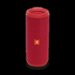 Jbl Flip4 Waterproof Portable Bluetoothspeaker Red