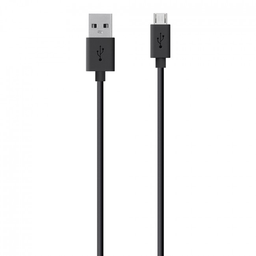 Cable Micro Usb Belkin Negro
