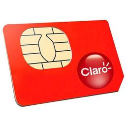 Chip Claro Prepago 1Gb Redes Sociales