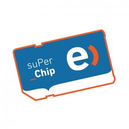 Super Chip Entel Prepago 4G Lte