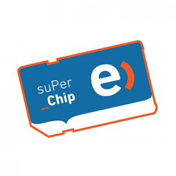 Super Chip Entel Prepago 4G Lte