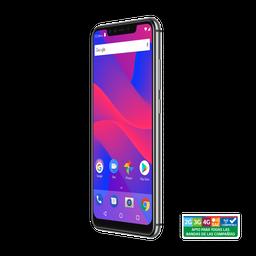 Blu Vivo Xi+ Silver Dual Sim