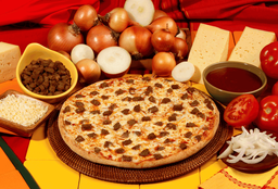 Pizza Ranchera BBQ