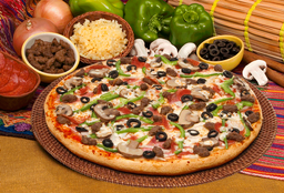 Pizza Super Deluxe
