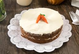 Carrot Cake con Frosting Queso Crema