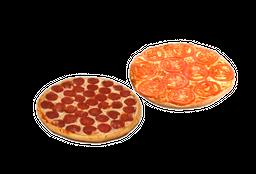2x1 Pizza Mediana