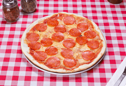 Pizza Extra Pepperoni Individual