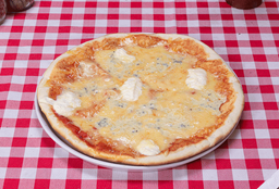 Pizza Quattro Formaggi Individual