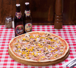 Combo Pizza Familiar Cervezas