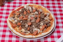 Pizza Carnívora Individual