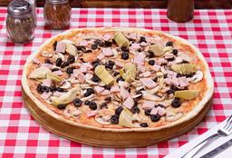 Pizza Quatro Stagioni Familiar