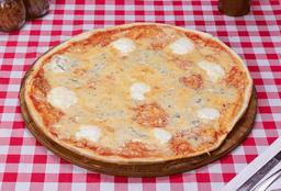 Pizza Quattro Formaggi Familiar