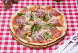 Pizza a la Rúcula Familiar