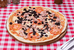 Pizza Fiorentina Familiar