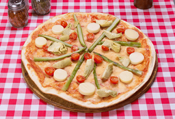 Pizza Primavera Familiar