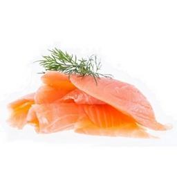 Carpaccio De Salmon Ahumado