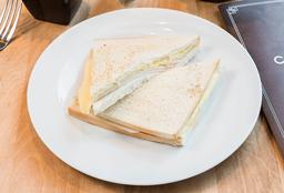Sándwich Pavo / Queso