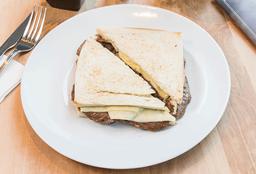 Sándwich Churrasco Queso