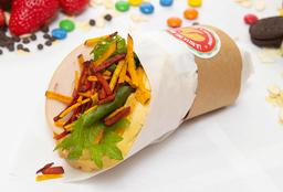 Waffle Turkey GF + Bebestible a elección