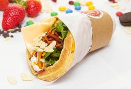 Waffle Vegetarian GF