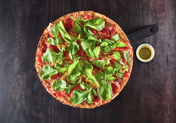 Pizza Jamón Serrano - Rúcula Mediana