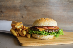 [Menú] Hamburguesa Turmpike