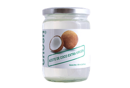 Aceite De Coco Extra Virgen Ghosh 500Ml