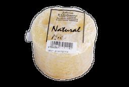 Jabón De Glicerina Con Lufa Natural Aroma Miel