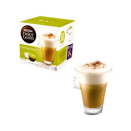 Cafe Dolce Gusto Cappuccino 186g