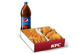 Chicken Box Snack