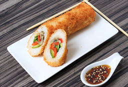 Hand Roll Vegetariano
