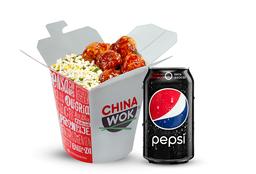 🥡Wok in Box chicken mandarín