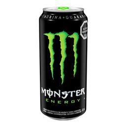 Bebida Energetica Monster Energy 473mL