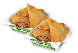 Empanadas Camarón x7