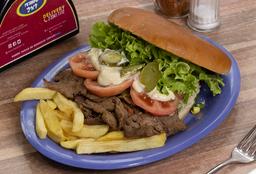 Sándwich Gringa