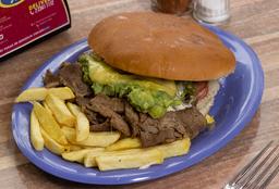 Sándwich Brasilera